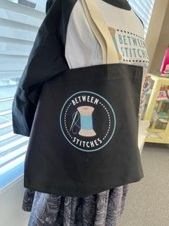 Tote Bag - Between Stitches