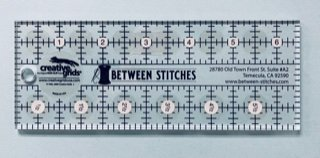 Between Stitches CR Ruler