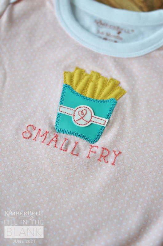 Small Fry Blue Kit