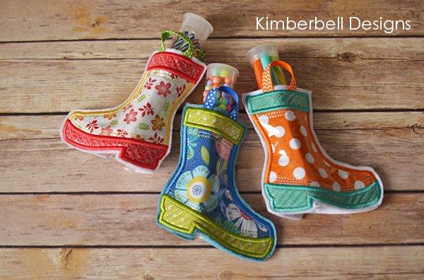 Sweet Feet: Rain Boot Kit