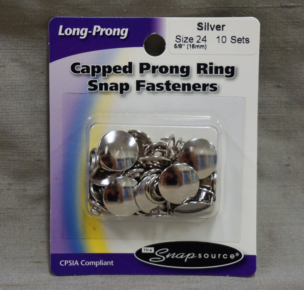 The Snap Source Snap Fasteners Size 24