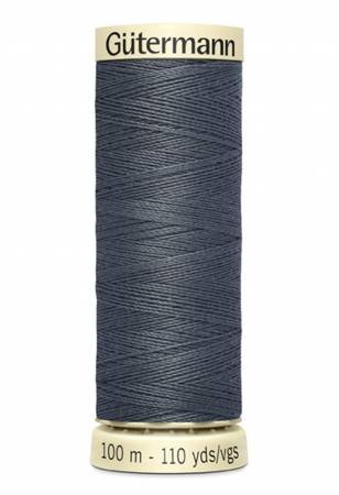 Sew-all Polyester All Purpose Thread 100m/109yds Peppercorn
