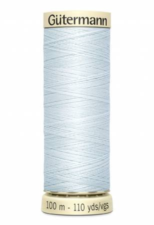 Sew-all Polyester All Purpose Thread 100m/109yds Silver Shine