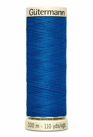 Sew-all Polyester All Purpose Thread 100m/109yds Electric Blue