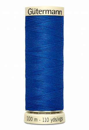 Sew-all Polyester All Purpose Thread 100m/109yds Cobalt Blue