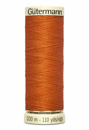 Sew-all Polyester All Purpose Thread 100m/109yds Carrot