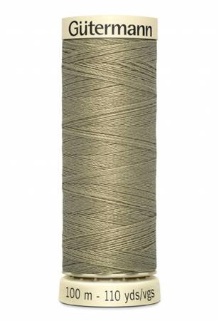 Sew-all Polyester All Purpose Thread 100m/109yds Pebble