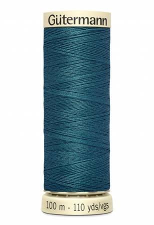 Sew-all Polyester All Purpose Thread 100m/109yds Deep Lagoon