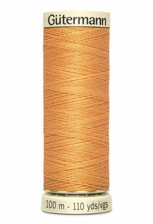 Sew-all Polyester All Purpose Thread 100m/109yds Light Nutmeg