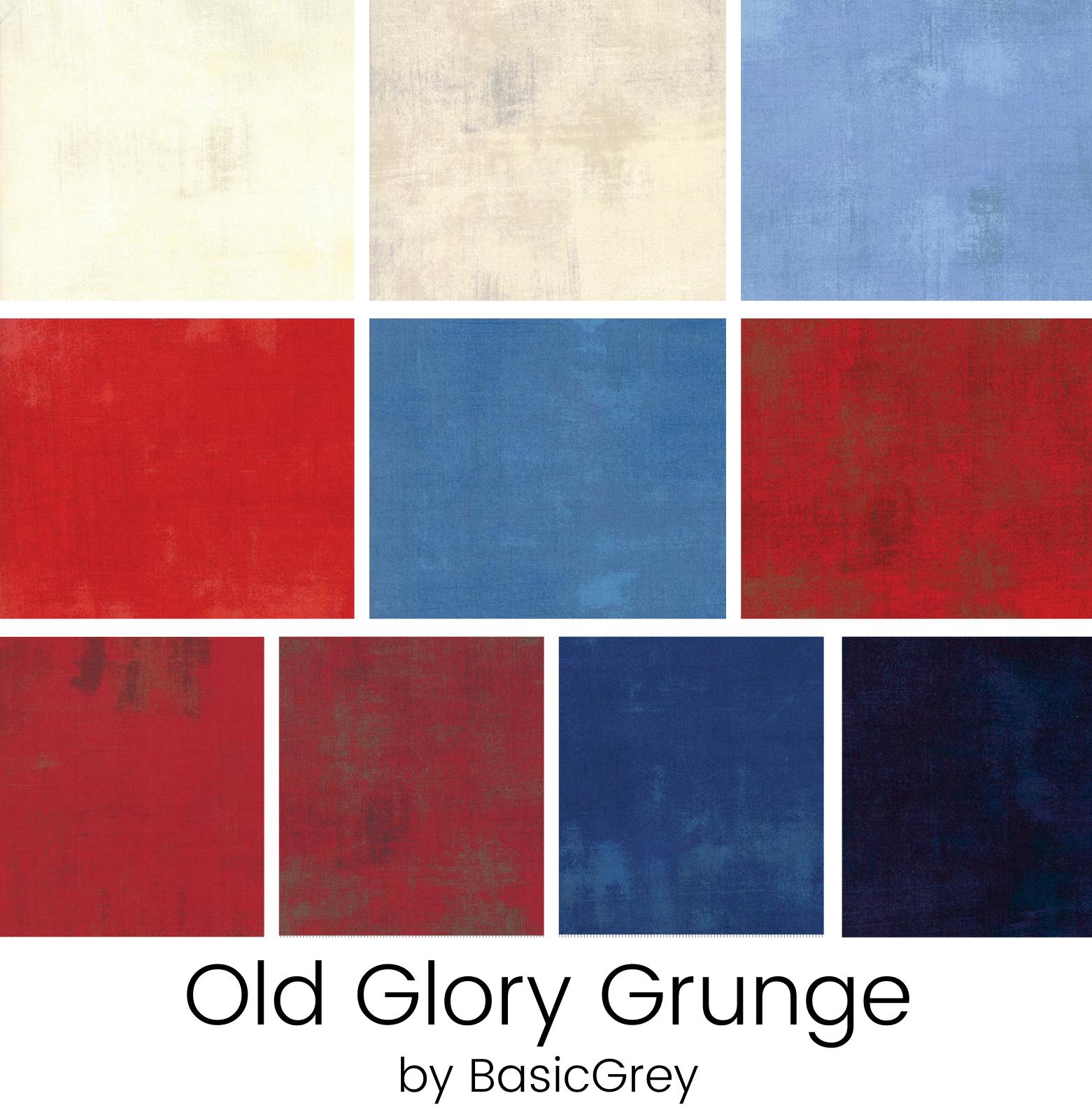 Grunge Old Glory Junior Jelly Roll® 20pcs