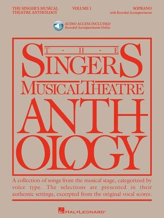 Singer's Musical Theatre Anthology, Volume 1, Soprano
