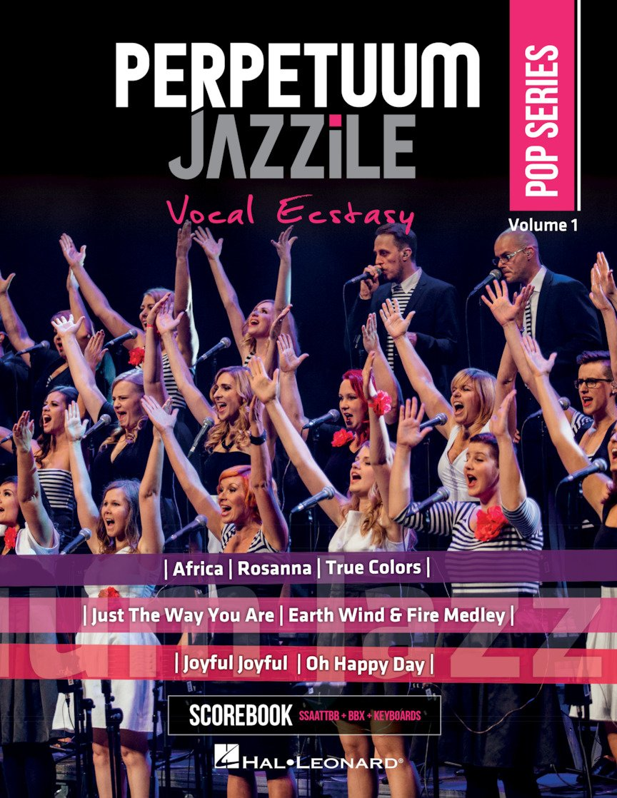 Perpetuum Jazzile | Vocal Ecstasy | Pop Series Volume 1