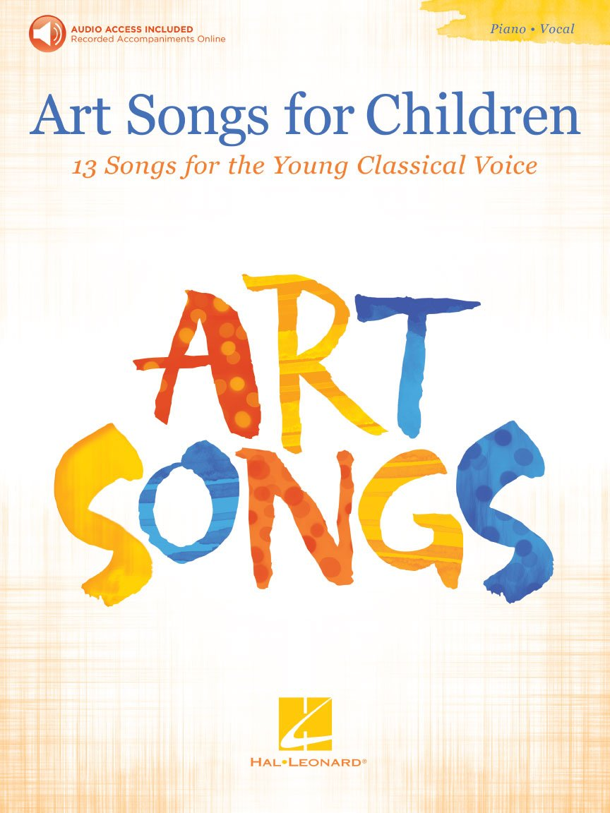 Art Songs for Children | 13 Songs For The Young Classical Voice