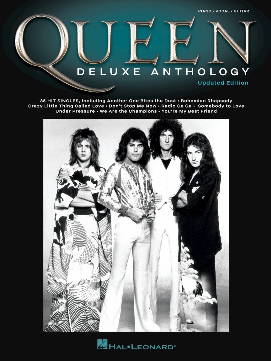 Deluxe Anthology | Queen - Updated Edition