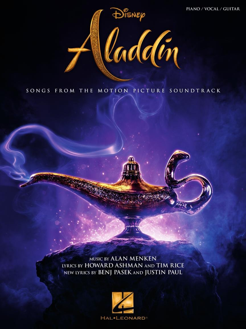 Aladdin | Songs from the 2019 Motion Picture Soundtrack | Alan Menken