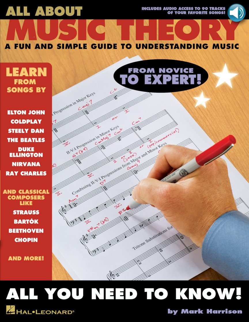 All About Music Theory | A Fun And Simple Guide To Understanding Music Online Audio Access | Mark Harrison