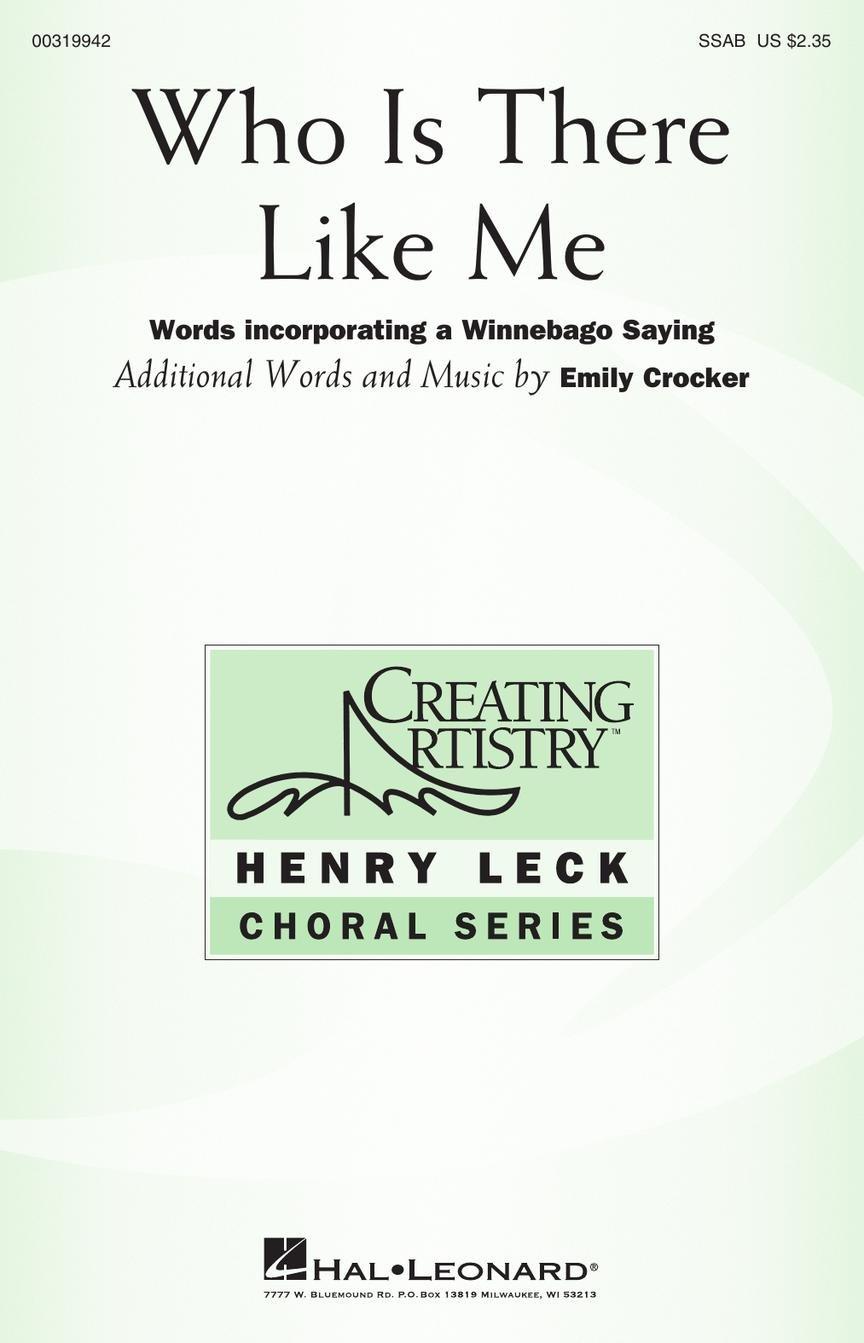 Who Is There Like Me | Emily Crocker