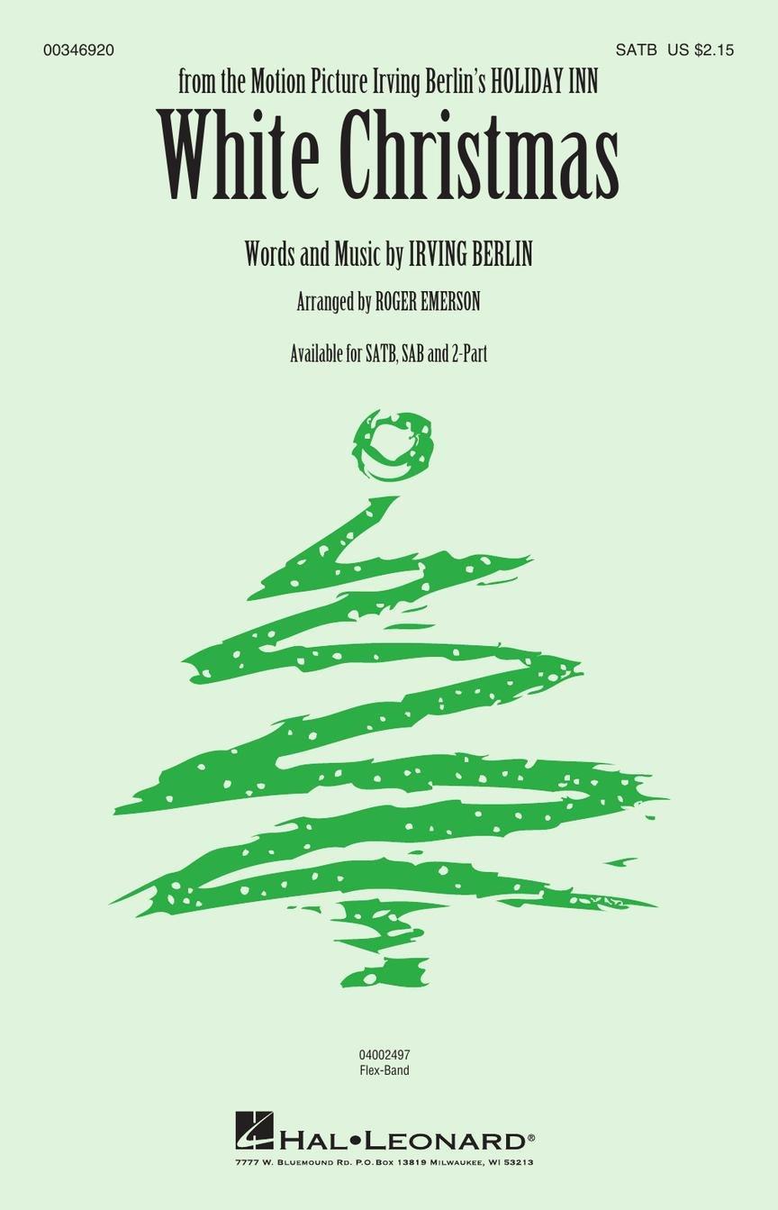 White Christmas   Irving Berlin   arr. Roger Emerson