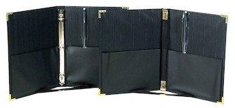 Premium Concert Choral Folder | 9-1/4 x 12; 3-Ring Binder