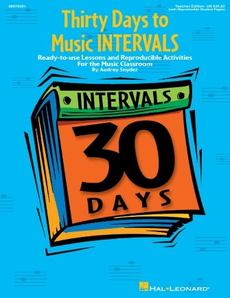 Thirty Days To Music Intervals
