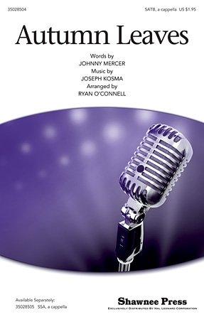 Autumn Leaves | Joseph Kosma, Johnny Mercer | arr. Ryan O'Connell
