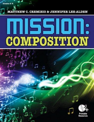 Mission: Composition | Matthew C. Cremisio & Jennifer Lee-Alden