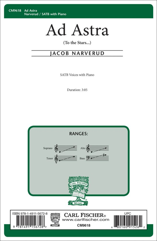 Ad Astra (To the Stars...) | Jacob Narverud