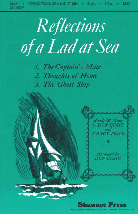 Reflections Of A Lad At Sea | Nancy Price, Don Besig