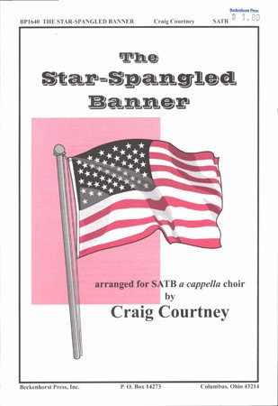 Star-Spangled Banner, The | arr. Craig Courtney