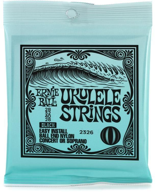 Ukele Strings Blk - 2326