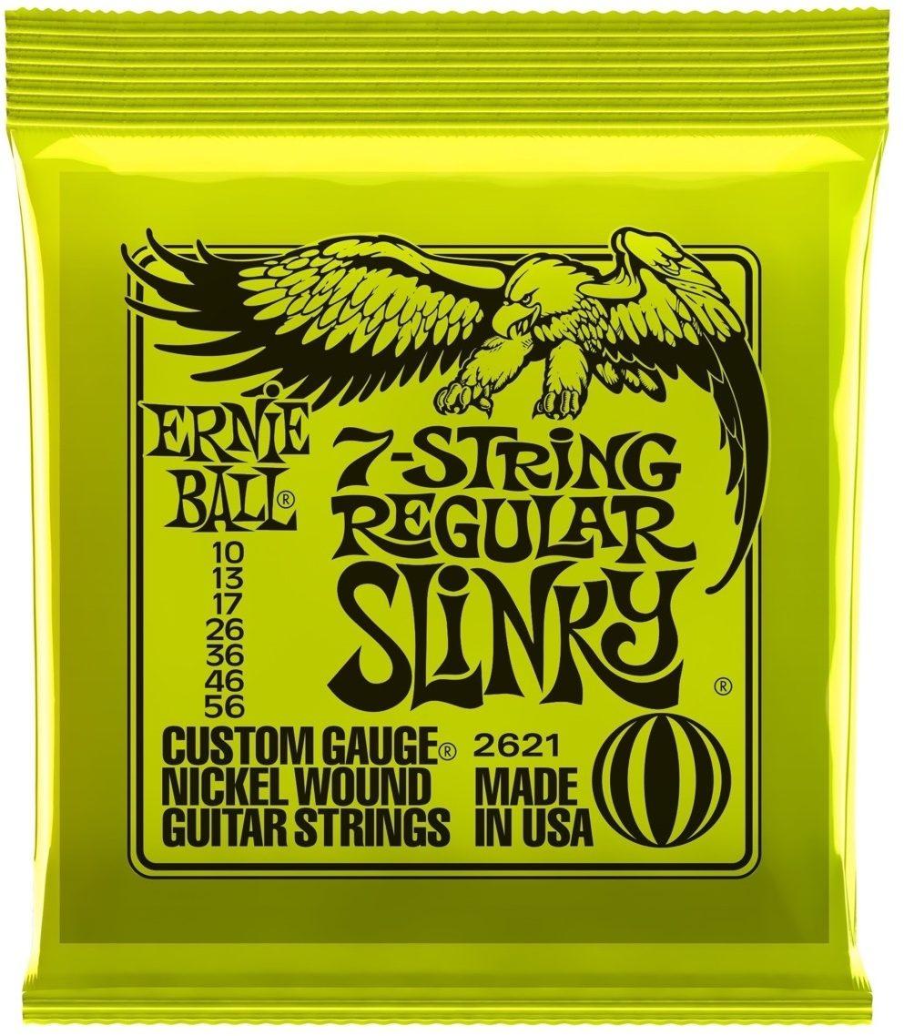 Regular slinky 7 Nickel wound - 2621