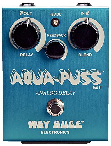 Aqua-Puss Analog Delay