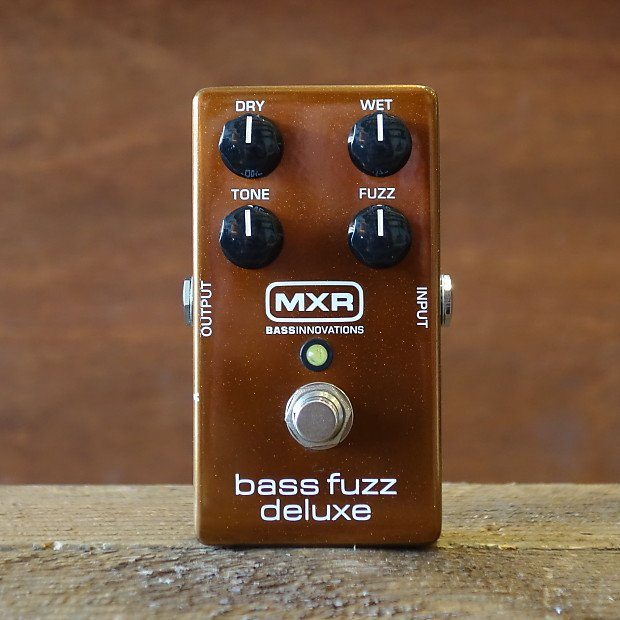 Bass Fuzz Deluxe