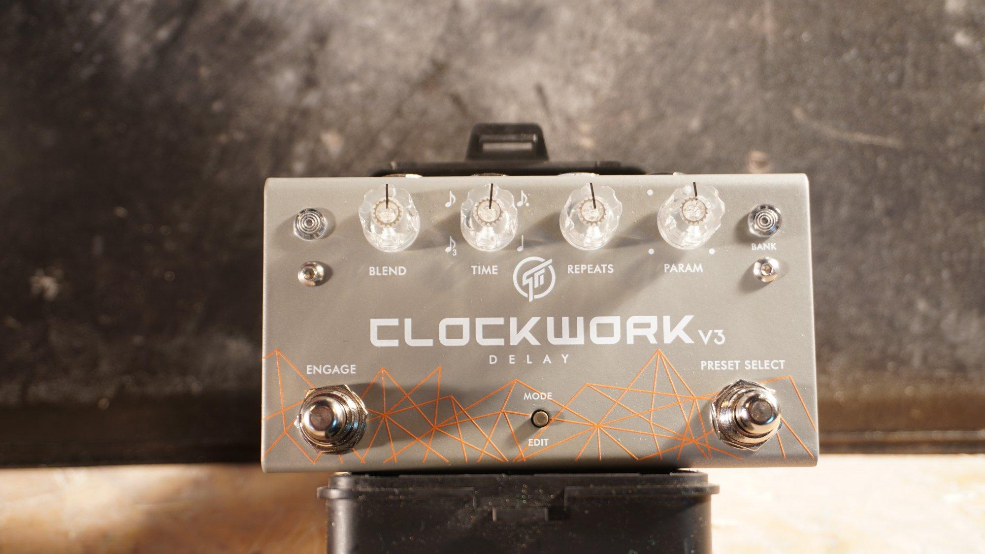 Clockwork v3