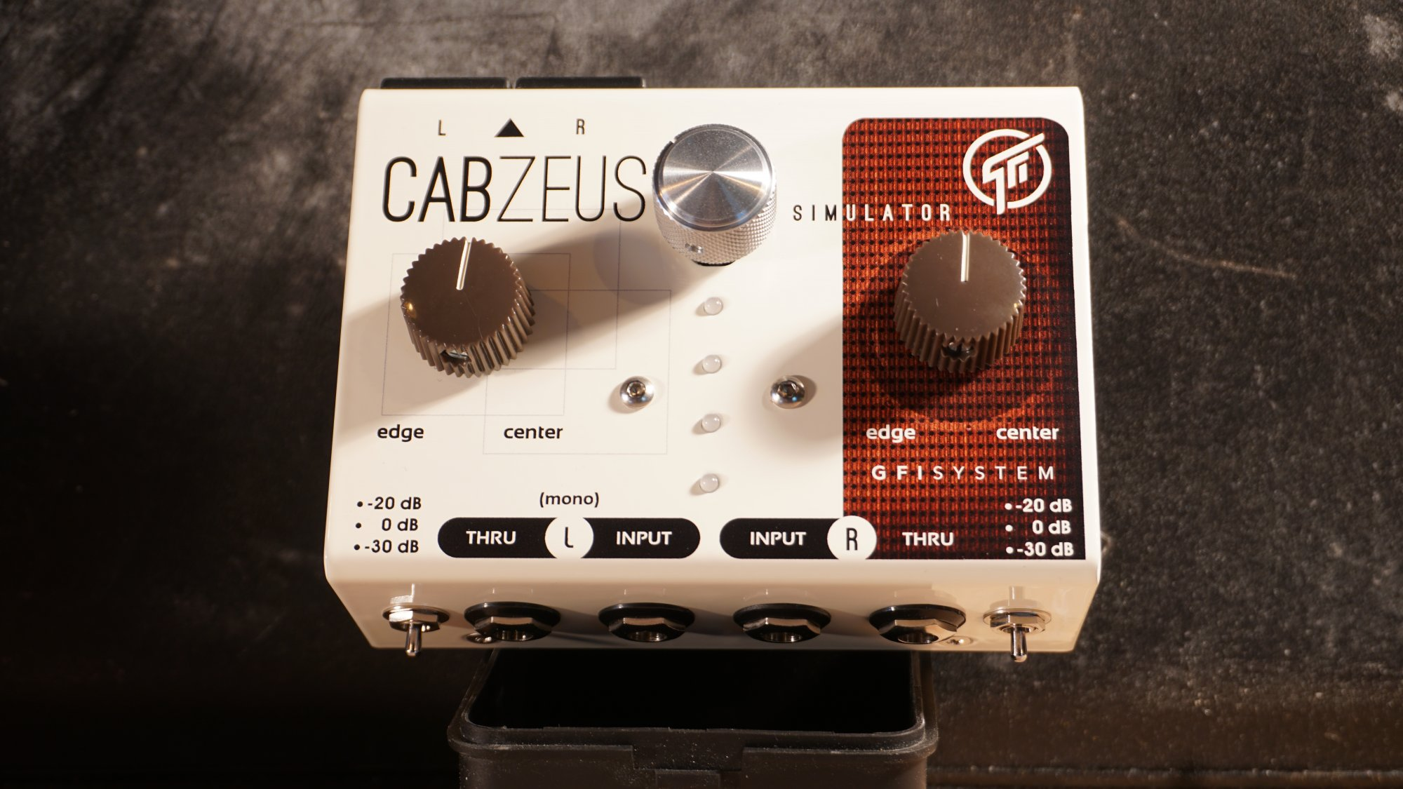 Cabzeus Simulator