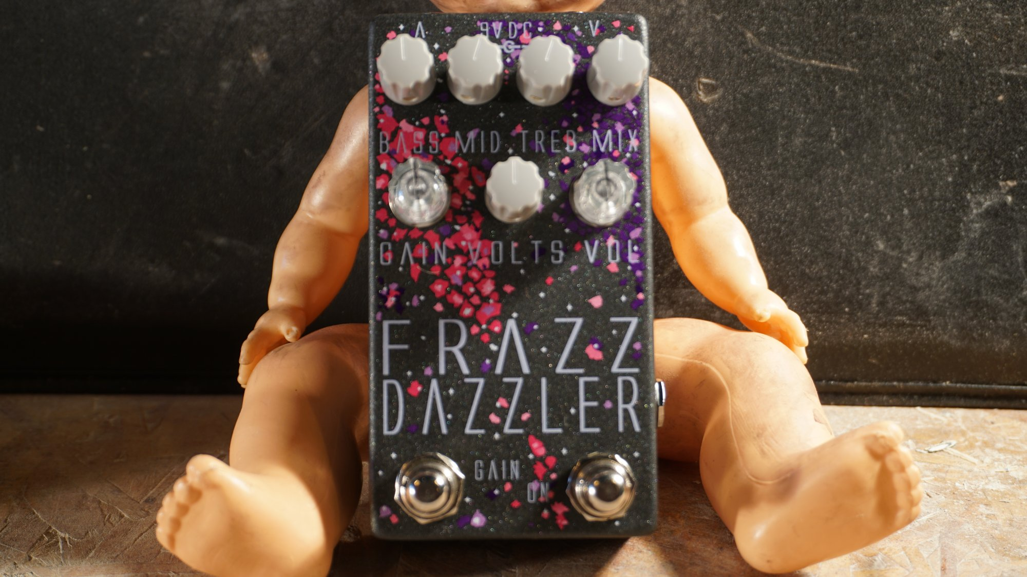 Frazz Dazzler