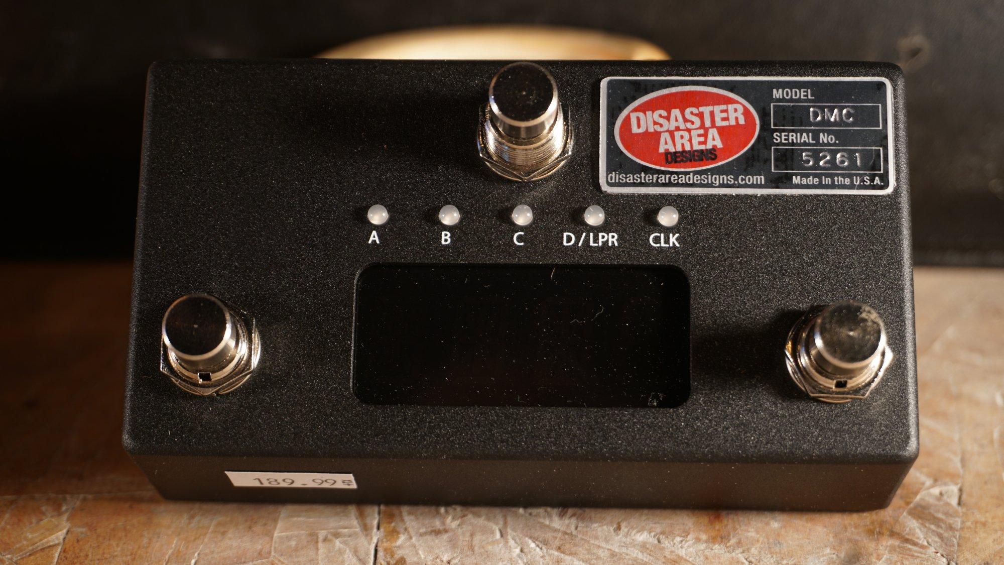 DMC -3xl