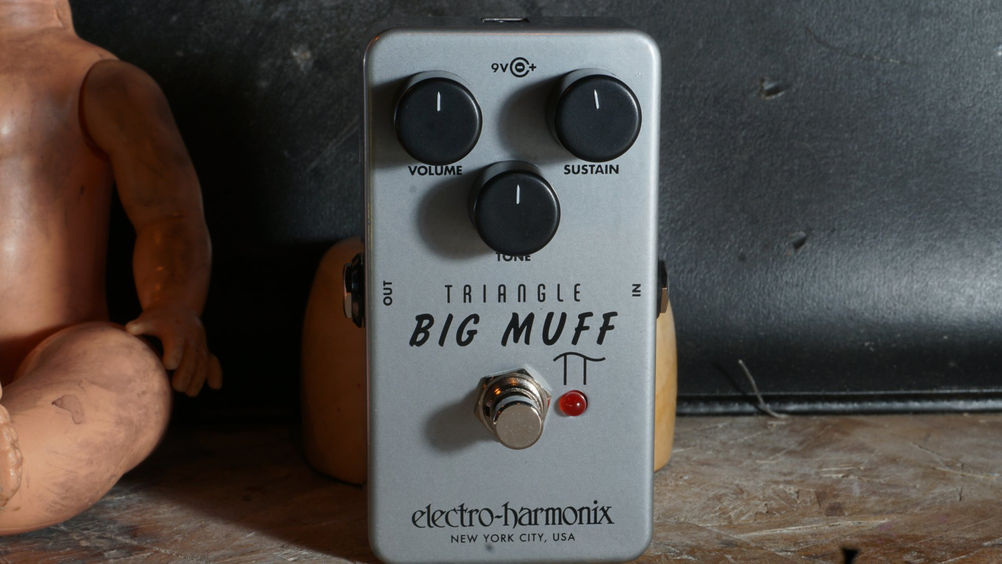 Triangle Big Muff Pie