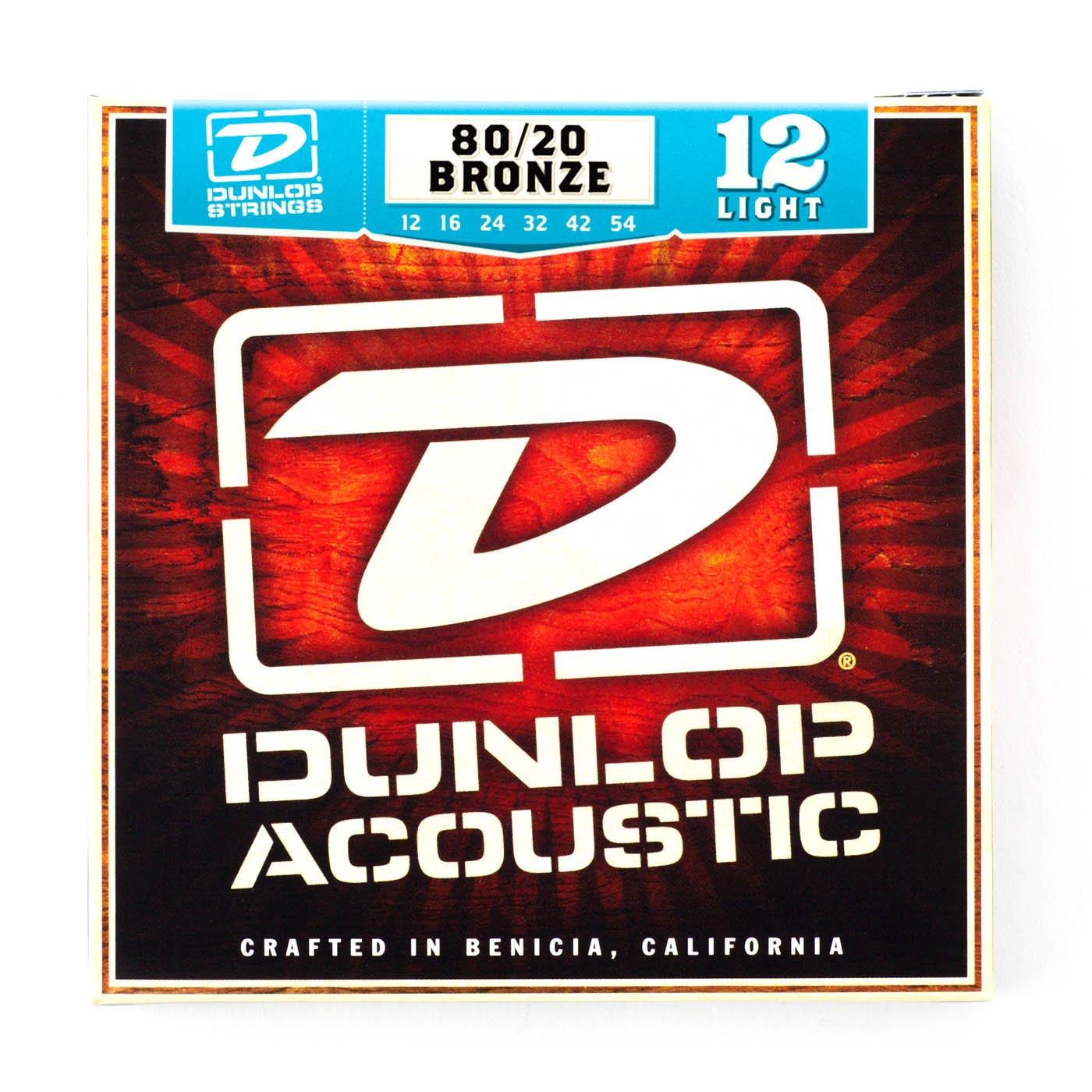 Acoustic 80/20 Bronze 12 Light