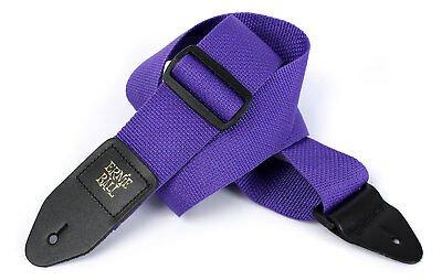 Purple Nylon Guitar Strap