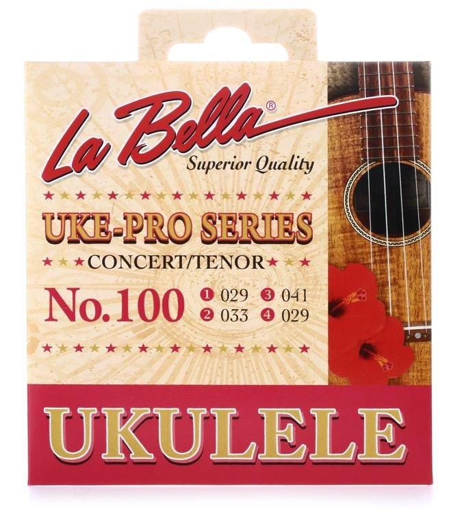 Uke-Pro Series Concert/Tenor No.100