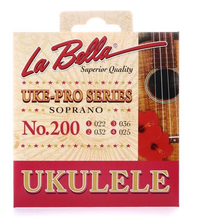 Uke-Pro Series Soprano No.200