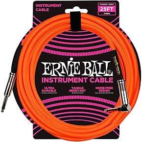 25ft. Instrument Cable-Orange