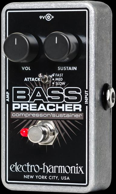 Bass Preacher Compressor/Sustainer