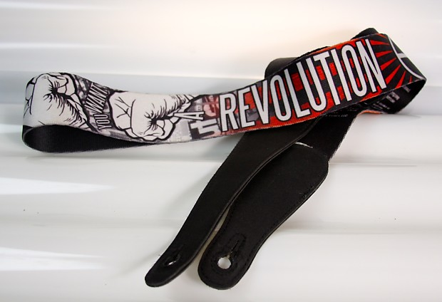 Revolution Guitar Strap
