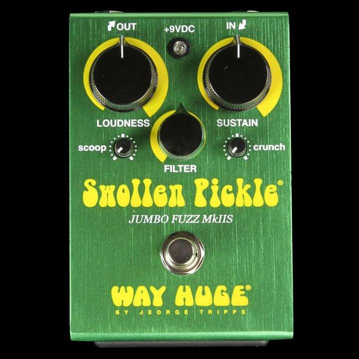 Swollen Pickle