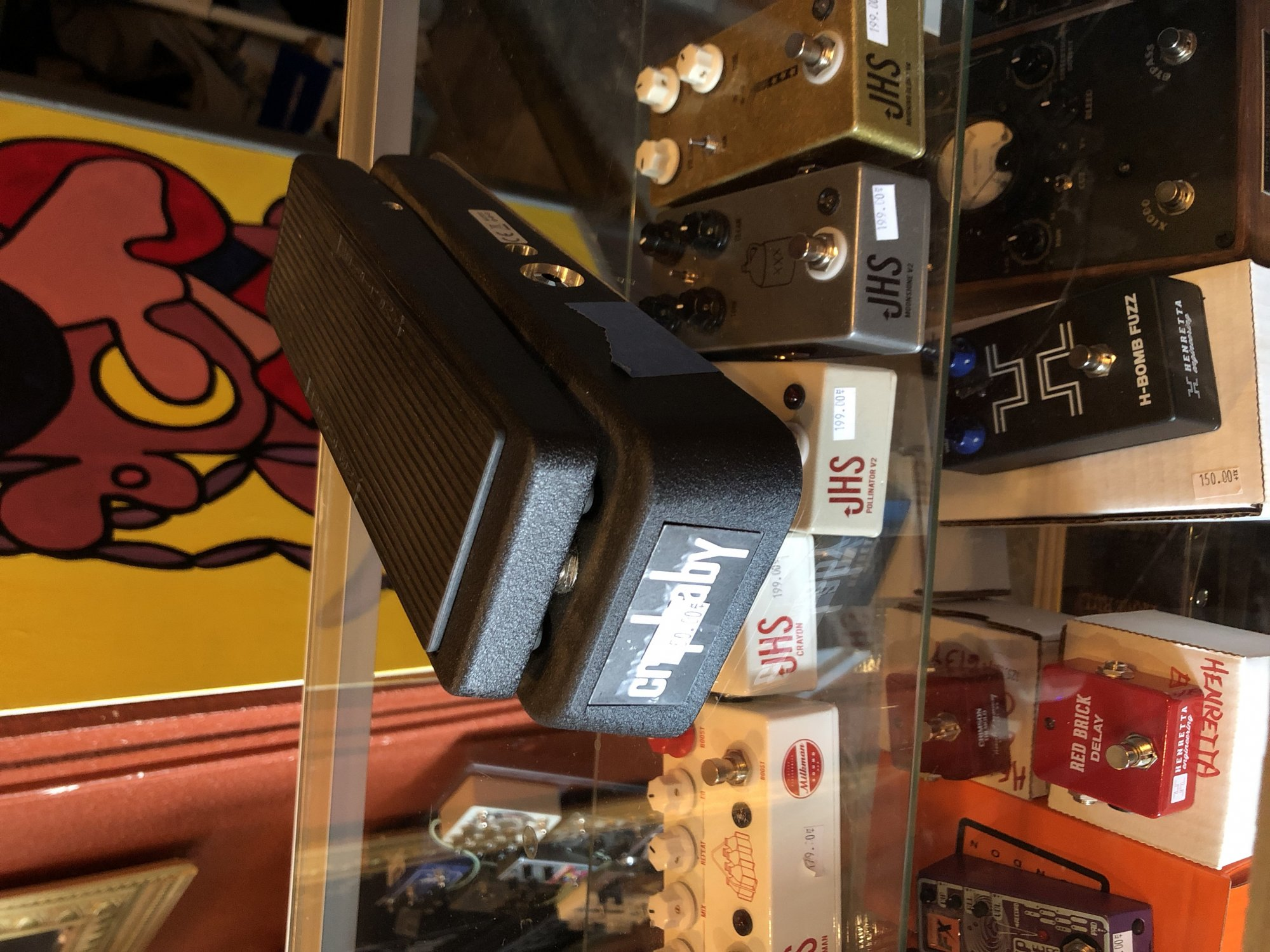 Cry Baby GCB95 - used