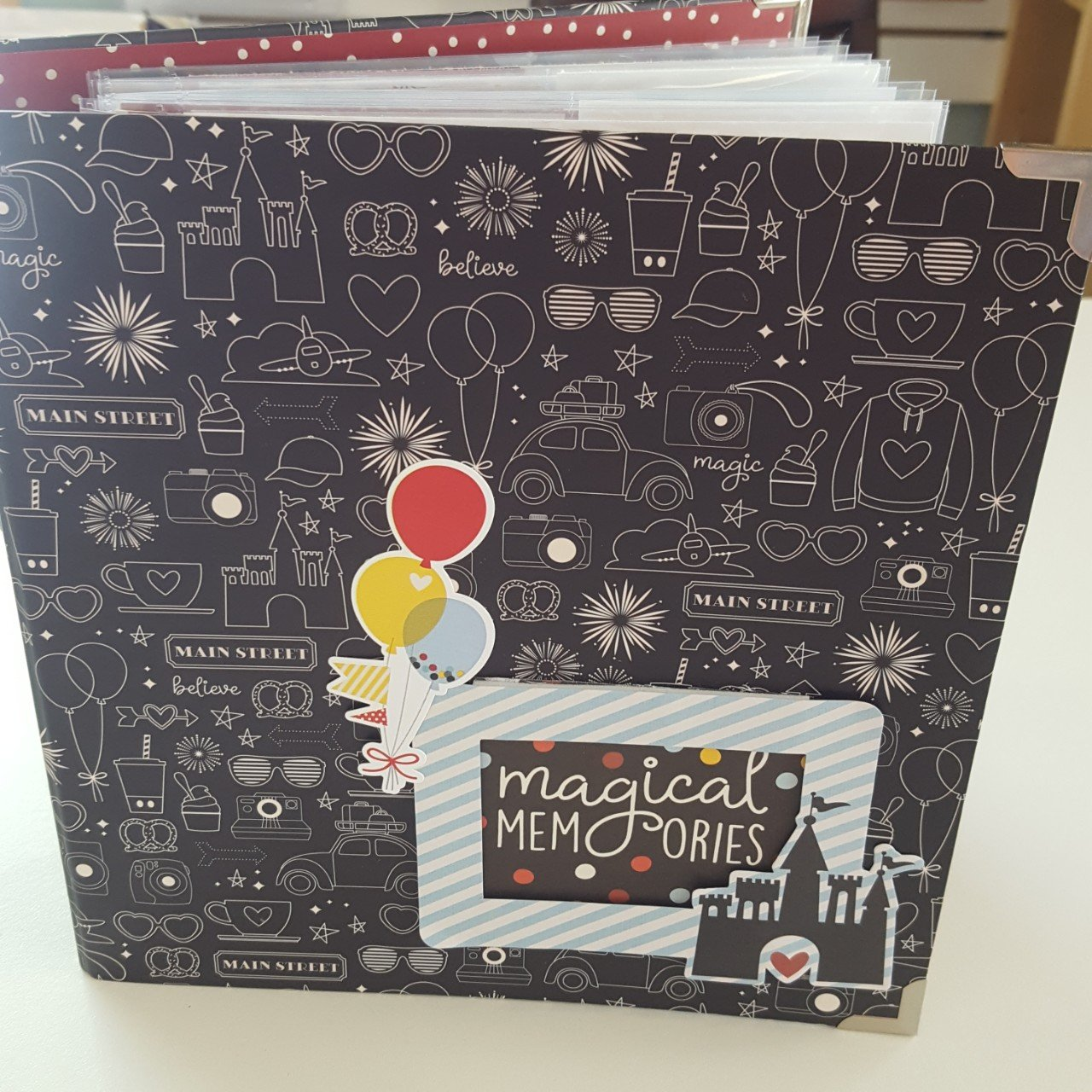Simple Stories Say Cheese 4 album kit