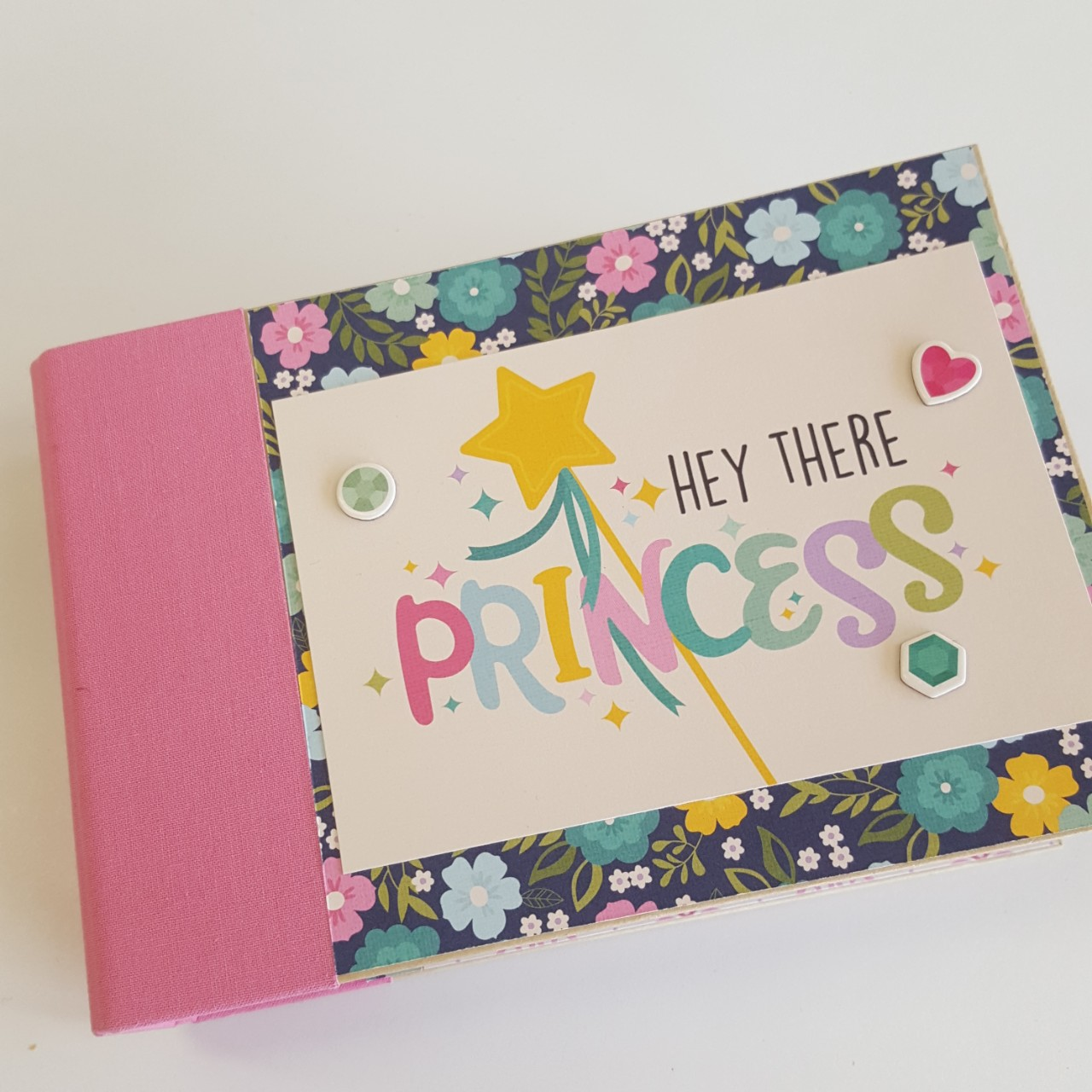 Simple Stories Little Princess binder kit