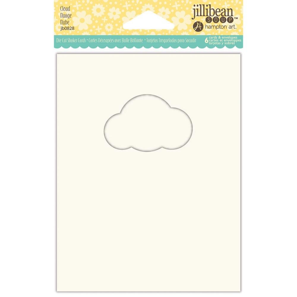 Cloud shaker cards